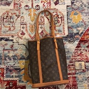 Authentic Louis Vuitton Large Bucket Bag